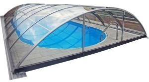 Zastřešení bazénů Azure
