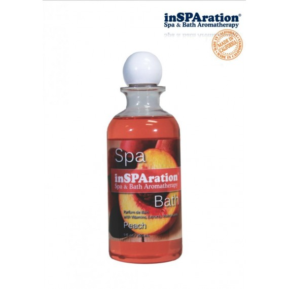 inSPAration 9oz - Peach 265ml