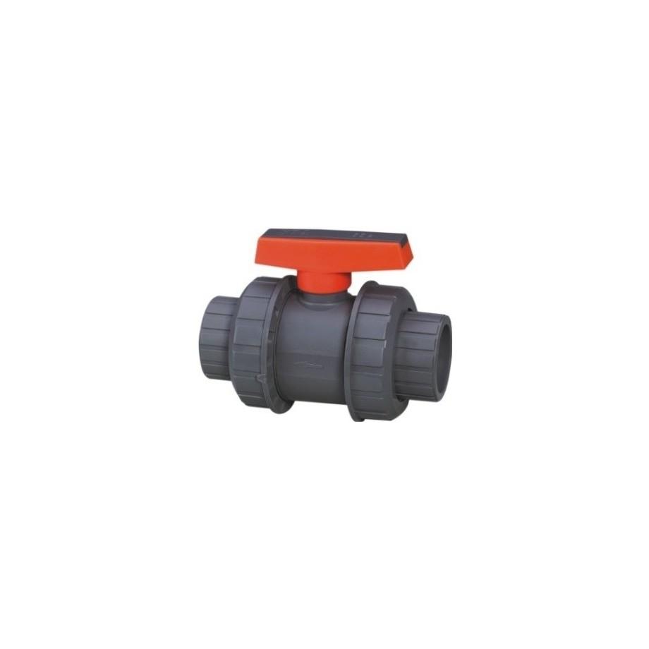 HANSCRAFT kulový dvojcestný ventil 50 mm Extra