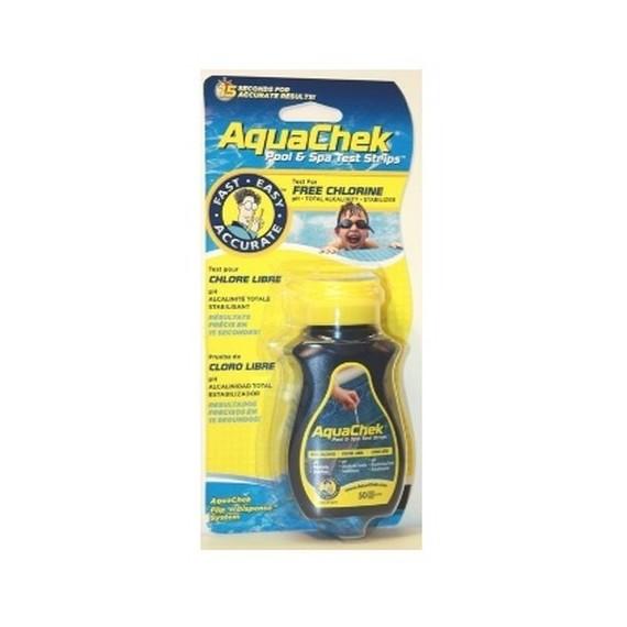 AquaChek testovací proužky - 4v1