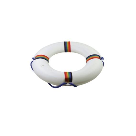 Záchranný kruh bílý