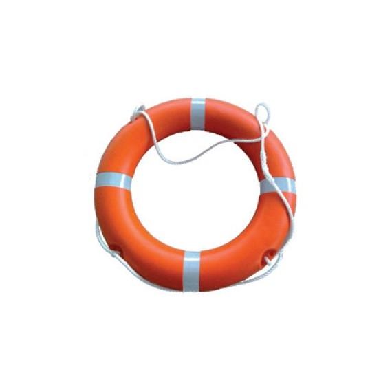 Záchranný kruh červený