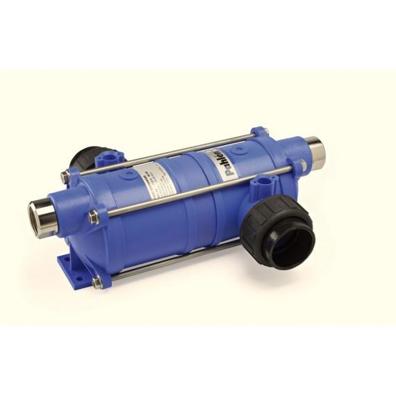 Bazénový Tepelný výměník Hi-Temp 75 kW, plastový