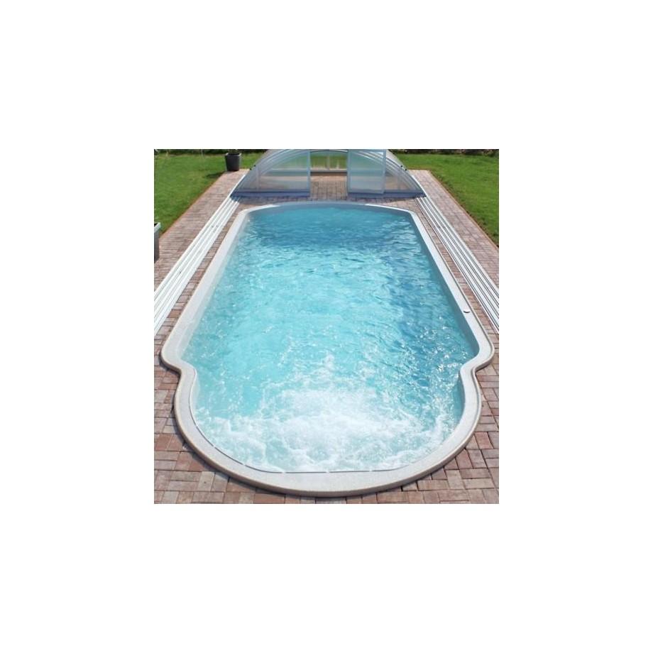 Bazén Orlík 7,9 x 3,3 x 1,45