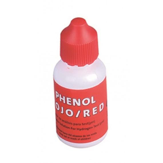 Kapky do kapičkového testeru - Phenol Red