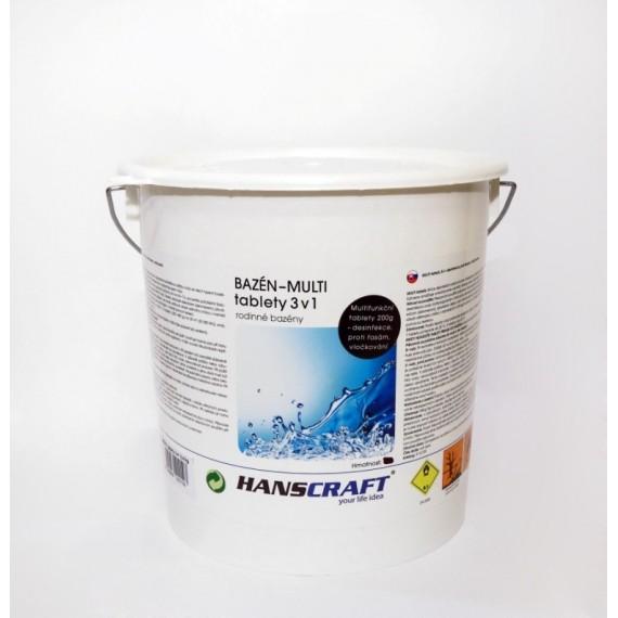 MULTI tablety 3v1 - 2,4 kg