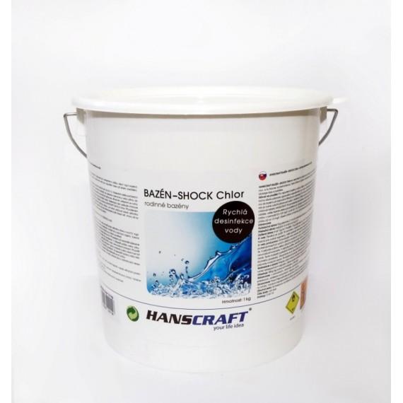 SHOCK Chlor - 2,5 kg
