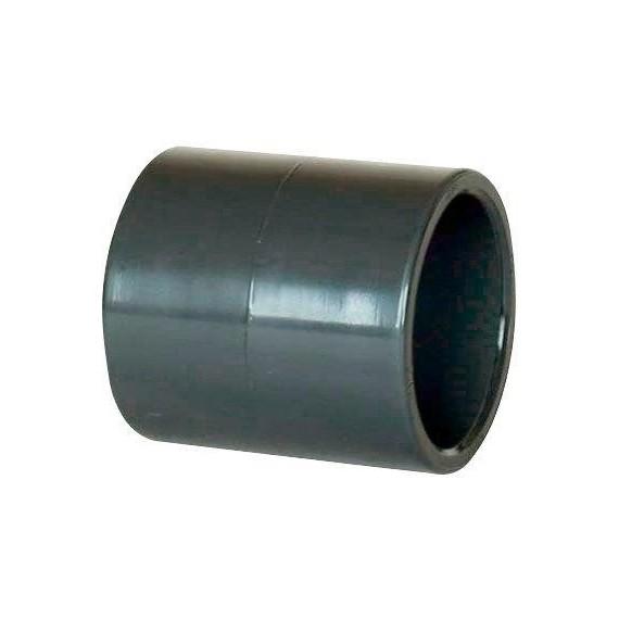 PVC tvarovka - mufna 125 mm