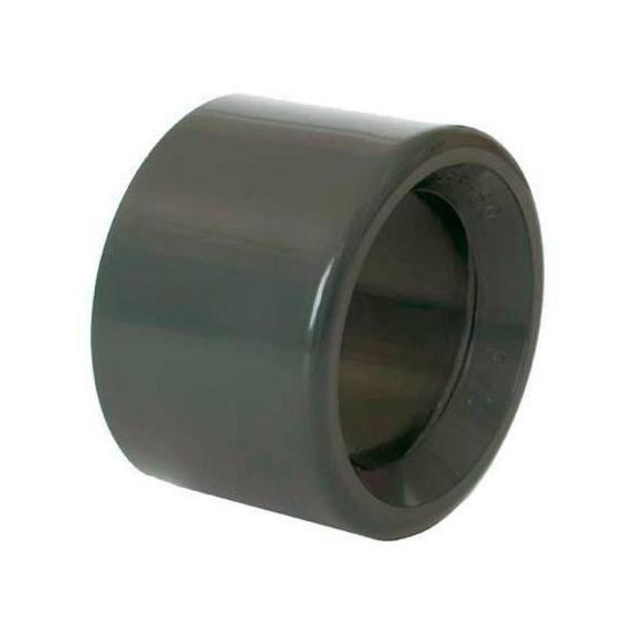 PVC tvarovka - Redukce krátká 50 x 25 mm