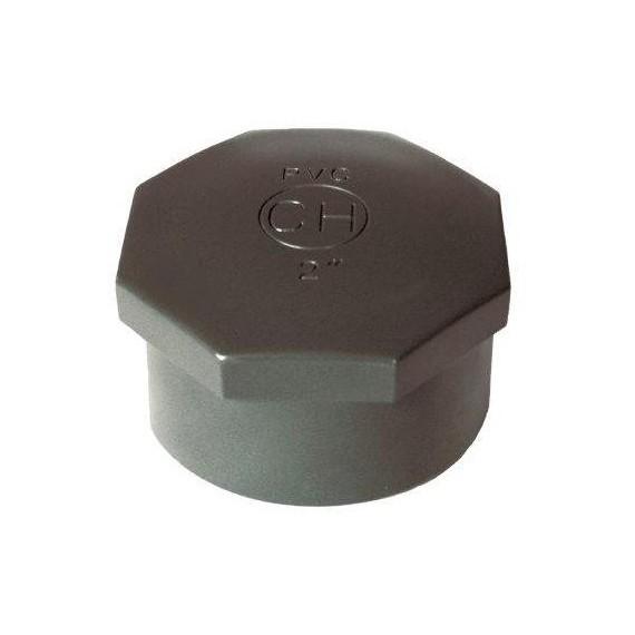 """PVC tvarovka - Zátka 1 1/4"""" (vnitřní rozměr)"""