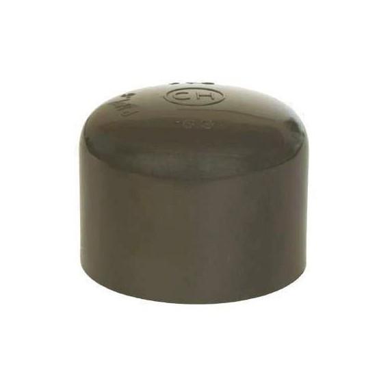 PVC tvarovka - Zátka 63 mm
