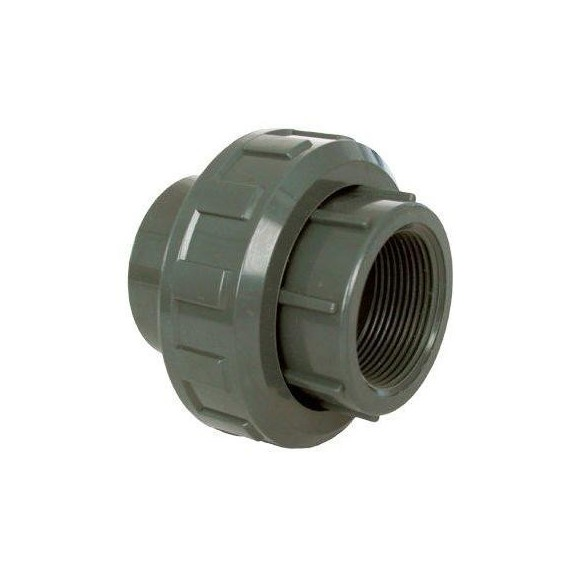 """PVC tvarovka - Šroubení 25 x 3/4"""" (vnitřní rozměr)"""