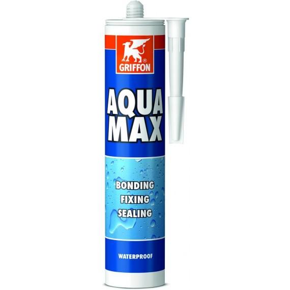 Aqua Max - Lepidlo pod vodu 415 g, bílé