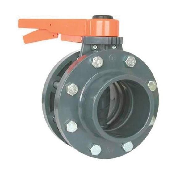Uzavírací klapka s přírubou 140 mm