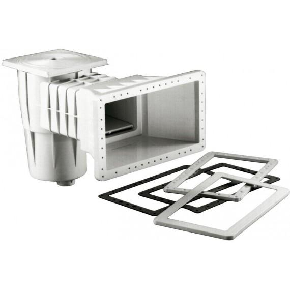 Skimmer Kripsol sání 400 mm x 230 mm, pro fólie, s vak kotoučem