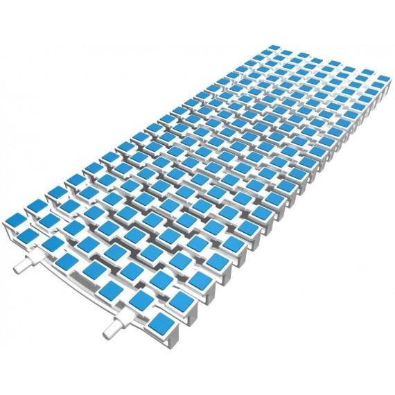 Roll rošt SCACCO flexi, šířka 200 mm, výška 35 mm, délka 500 mm