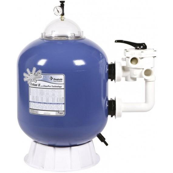 Filtrační nádoba TRITON TR60 CLEARPRO, průměr  610 mm, 6-ti cest. boč. ventil