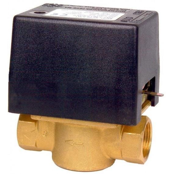 """Elektrický dvoucestný ventil Připojení 3/4"""" in 230 V"""