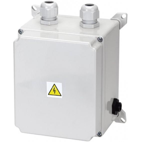 El ovládání-spínání protiproudu 4-6,3A,IP65,tlakový spínač 1,9 3,0kW