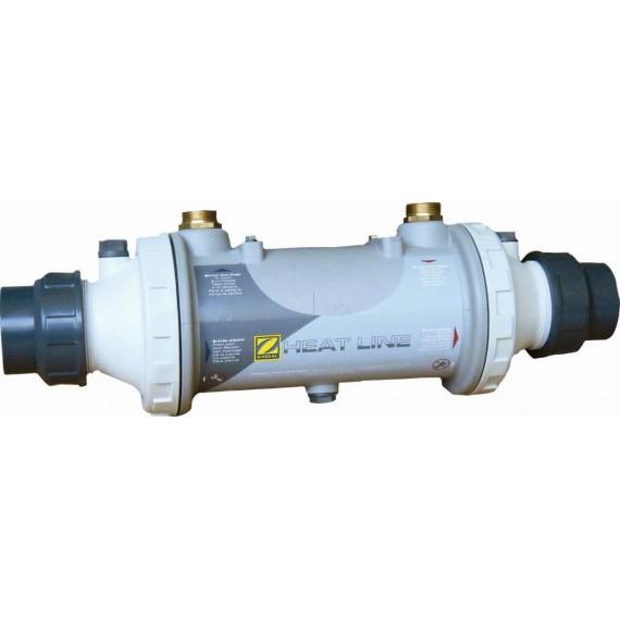 Tepelný výměník ZODIAC HEAT LINE, Titan 70 kW, zpětný ventil součástí