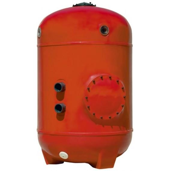 Filtr San Altea 1200mm, tryskové dno, 45 m3/h, pís. lože 1,2m, tryskové dno