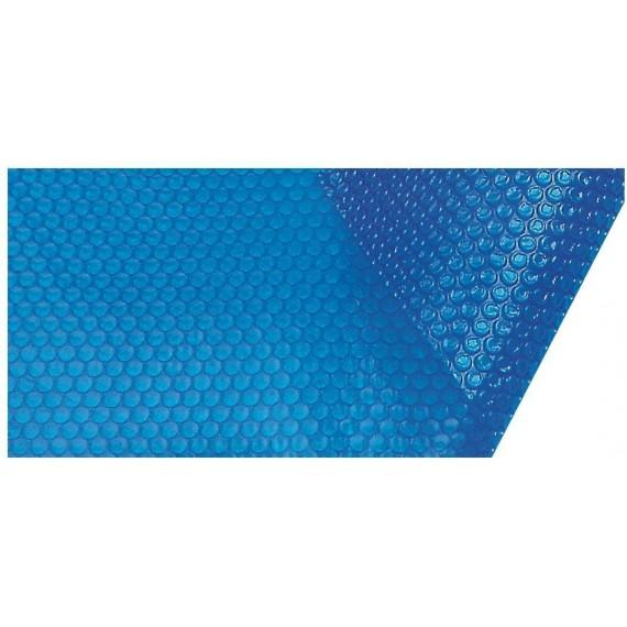 Solární fólie - 360 mic/metráž 50m x 4,0m, barva modrá