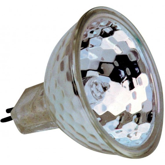 Halogenová lampa HRFG 35 W/12 V s čelním sklem 35 mm
