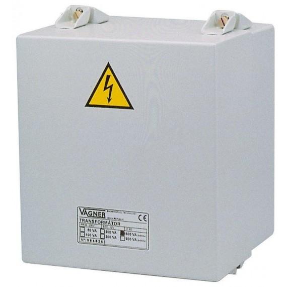 Bezpečnostní transformátor 600 W, 230 V/12 V