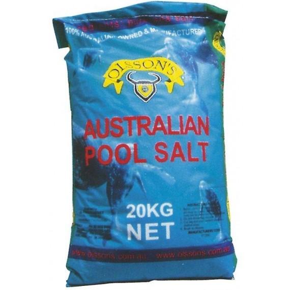 Bazénová sůl AUSTRÁLIE, balení 20 kg