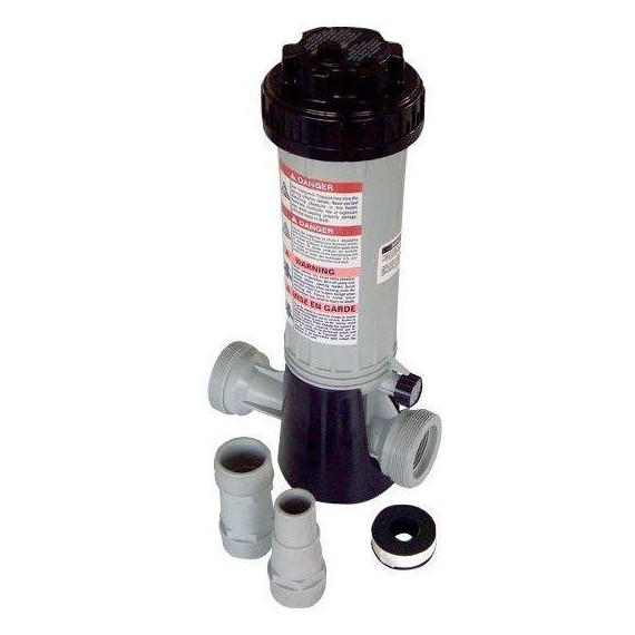 Dávkovač pev. látek do potrubí - S, 2,2 kg