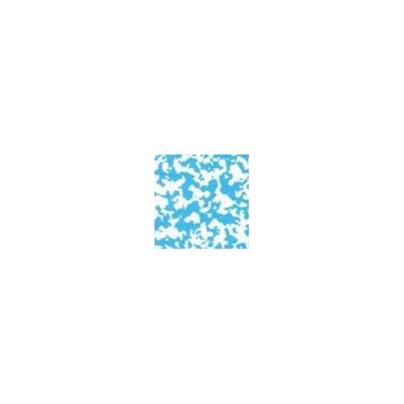 Fólie pro vyvařování bazénů- DLW NGD - modrá mramor, 2m šíře, 1,5 mm, metráž