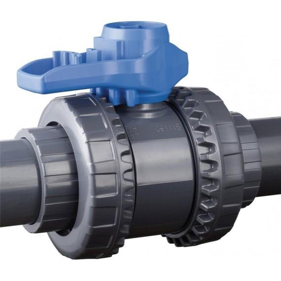 Kulový dvoucestný ventil 75 mm -- Easyfit
