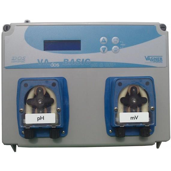 Dávkovací stanice VA DOS BASIC CHLOR pH/ORP + redukce