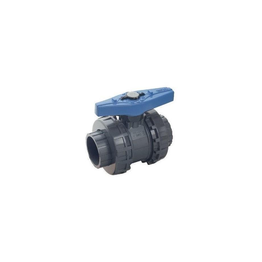 Kulový dvoucestný ventil 90 mm -- Easyfit