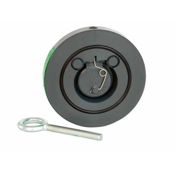 Zpětná klapka s pružinou 250 mm