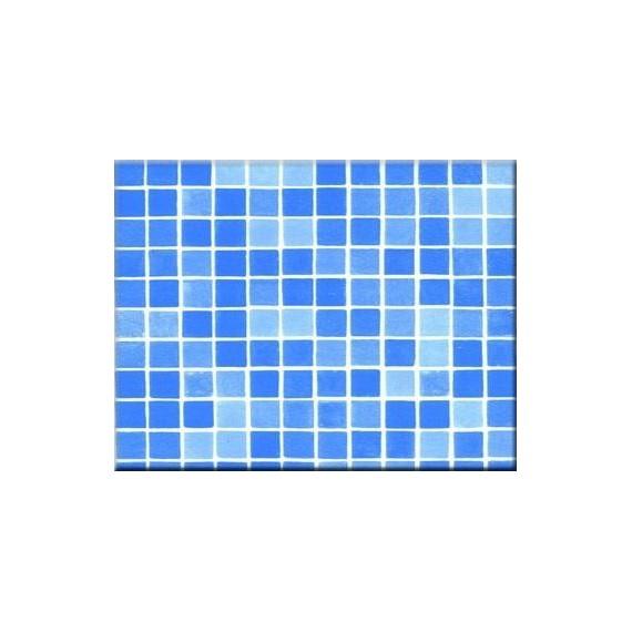 Fólie pro vyvařování bazénů - ALKORPLAN 3K - Byzance Blue 1,65m šíře, 1,5mm, metráž