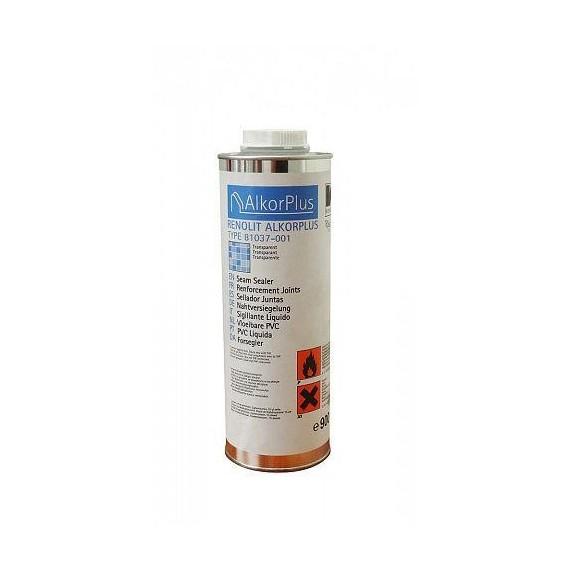 ALKORPLAN - tekutá PVC fólie light blue 1kg