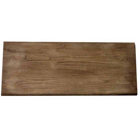 Dlažba Louisiane -- rovný díl 990 x 290 x 35 mm, přírodní dřevo