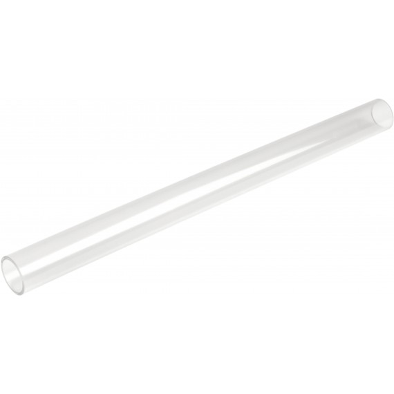 PVC Trubka 75mm transparentní