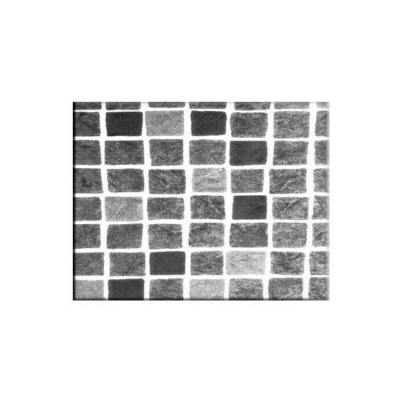 Fólie pro vyvařování bazénů - ALKORPLAN 3K - Persia Black; 1,65m šíře, 1,5mm, 25m role