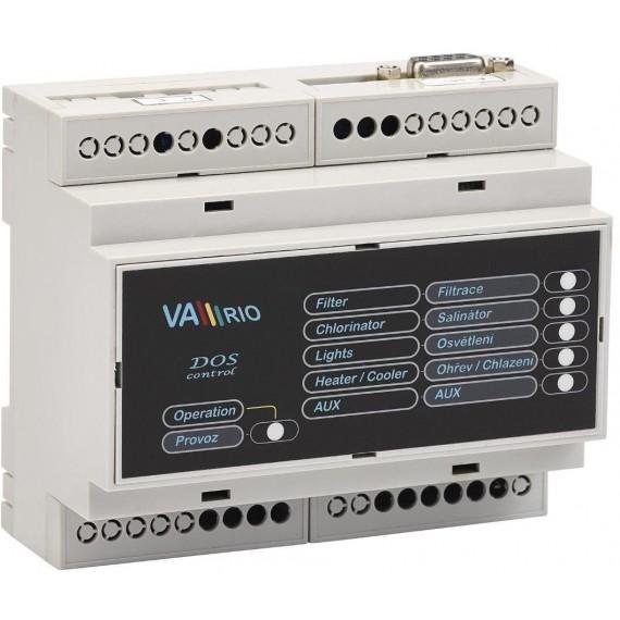 DIN modul VArio -  systém pro řízení bazénové technologie