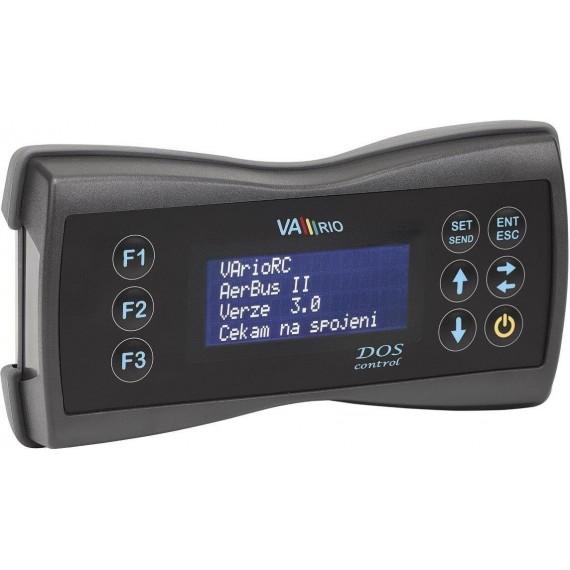 RC modul VArio - dálkové ovládání pro DIN modul