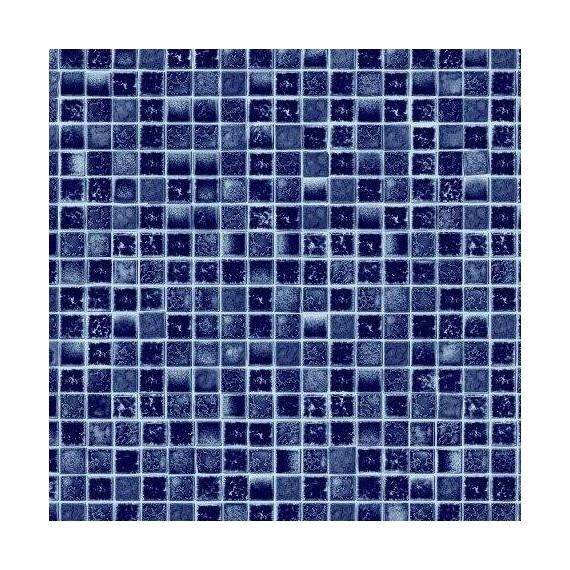 Fólie pro vyvařování bazénů - AVfol Decor - Mozaika Aqua; 1,65m šíře, 1,5mm, metráž