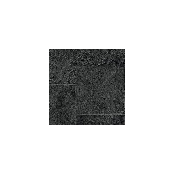 Fólie pro vyvařování bazénů - AVfol Relief - 3D Black Marmor Tiles; 1,65m šíře, 1,5mm, metráž