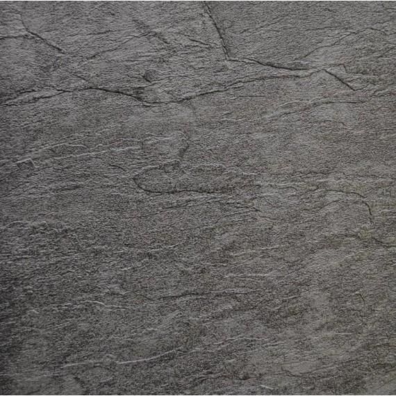 Fólie pro vyvařování bazénů - AVfol Relief Protiskluz - 3D Black Marmor; 1,65m šíře, 1,5mm, metráž