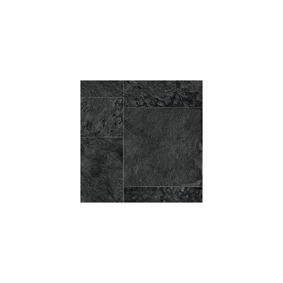 Fólie pro vyvařování bazénů - AVfol Relief - 3D Black Marmor Tiles; 1,65m šíře, 1,6mm, 20m role