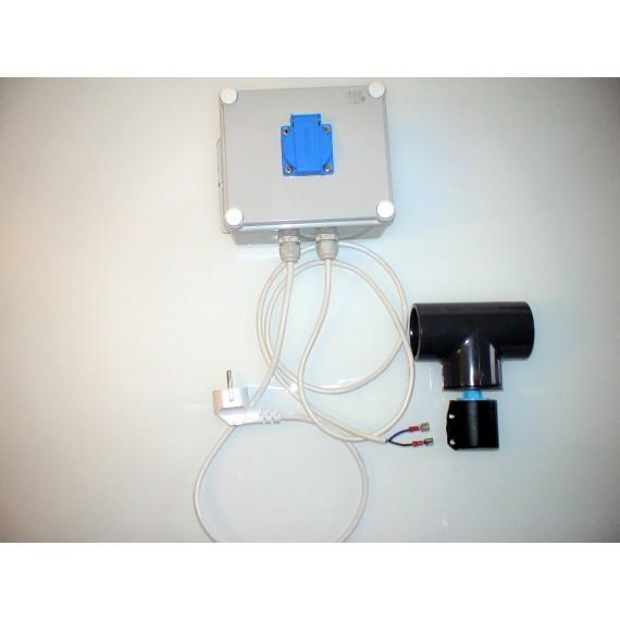 Ochrana filtračního čerpadla