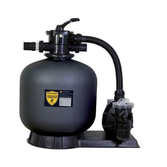 Kompletní písková filtrace COMBO MASTER 500