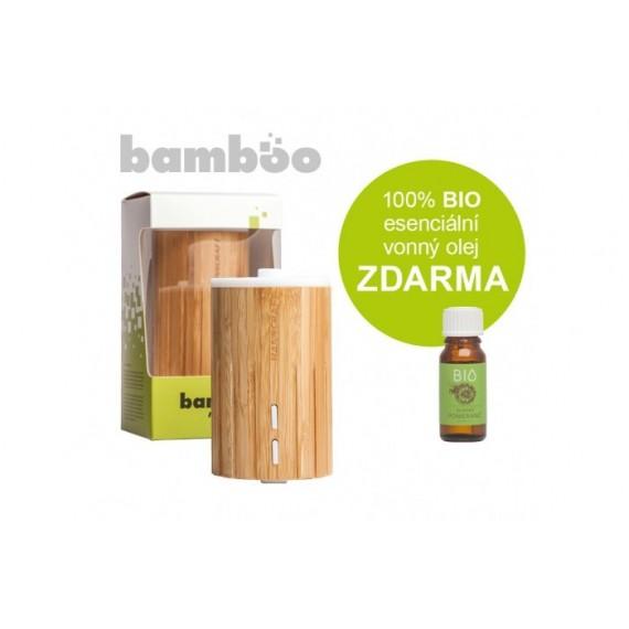 Ultrasonický aroma difuzér BAMBOO