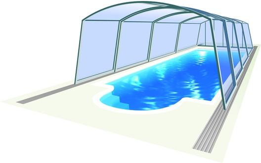 Bazénové zastřešení Venezia